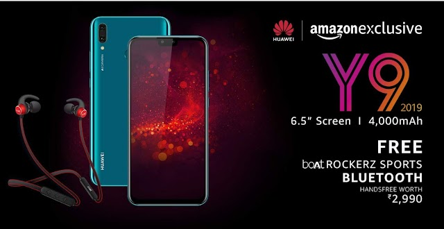 Huawei Y9 2019 set to launch in India on January 10, see full specifications