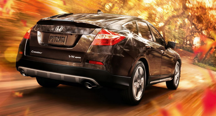 It\u0027s Official Honda Kills Crosstour As New SUVs Take Over