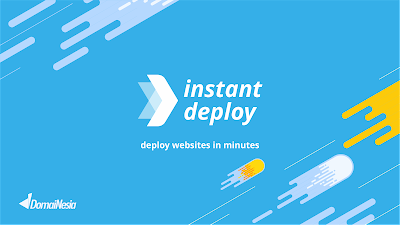 auto deploy domainesia