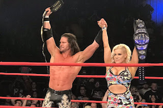 IMPACT WRESTLING - Rich Swann conquista el X Division Championship vacante y Taya Valkyrie se corona por fin en Homecoming
