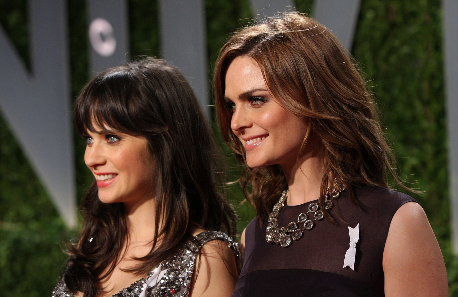 Deschanel Sisters : gentlemanboners