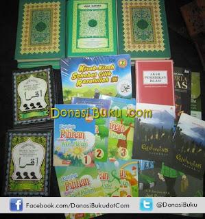 Donasi Buku - Merangin, Jambi