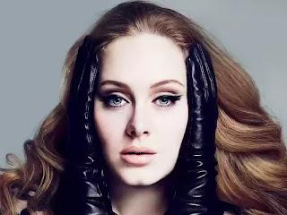 Singer Adele new album
