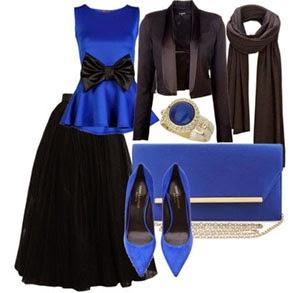Style Biru Elektrik