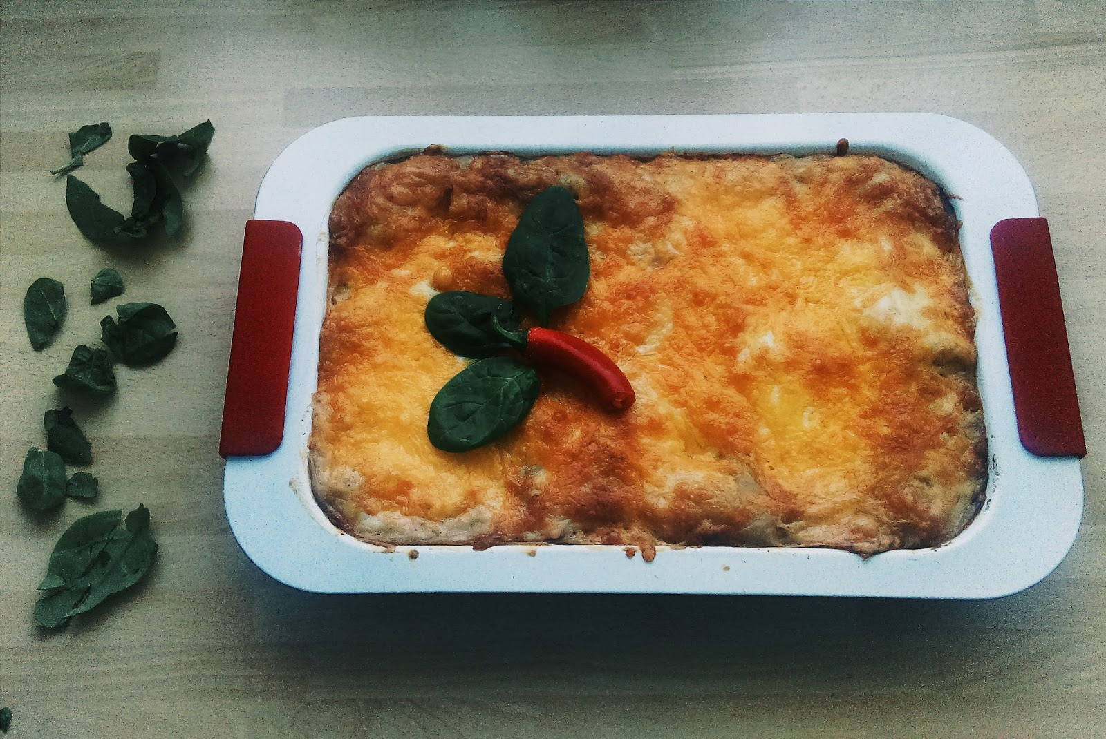 A .@SaclaUK Lasagne – My First Recipe Post