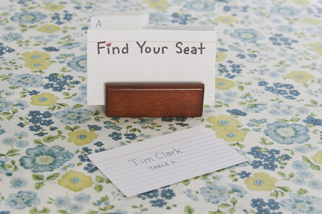 insideways easy and affordable diy wedding seating chart