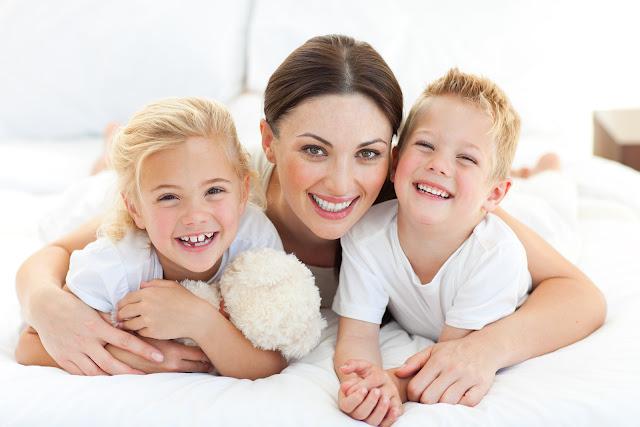 تريدين أن يكون أطفالك رائعين ؟؟ .. إذاً كوني أمّاً جيدة !