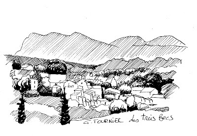 Dessin Drôme Rhône Alpes