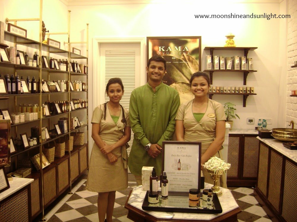 Kama Ayurveda is now in Kolkata at Quest Mall ...
