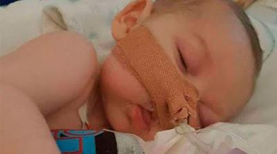 Faleceu o bebê Charlie Gard