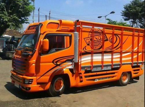 Modifikasi truk canter variasi truk canter terbaru 2017 modifikasi truk canter altavistaventures Image collections
