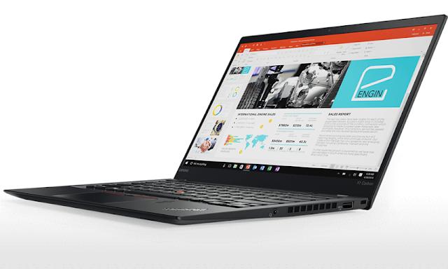 Lenovo ThinkPad X1 Carbon ultralight laptop