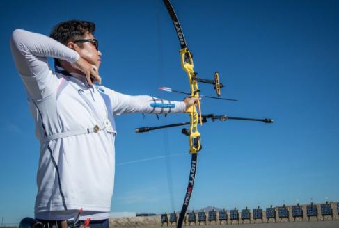 World Archery Championship, recurve, compound,  mens- womens Champions-Winners