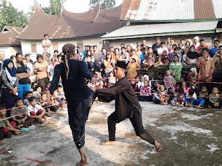 tuo silek tradisi minangkabau