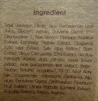 Ingredients Benton Snail Bee High content essence