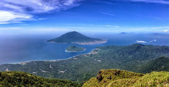 Kota Kita Tidore Kepulauan Kota Dengan Wilayah Terluas Di Indonesia