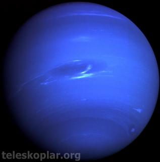 neptün gezegeni ve teleskop gözlemi