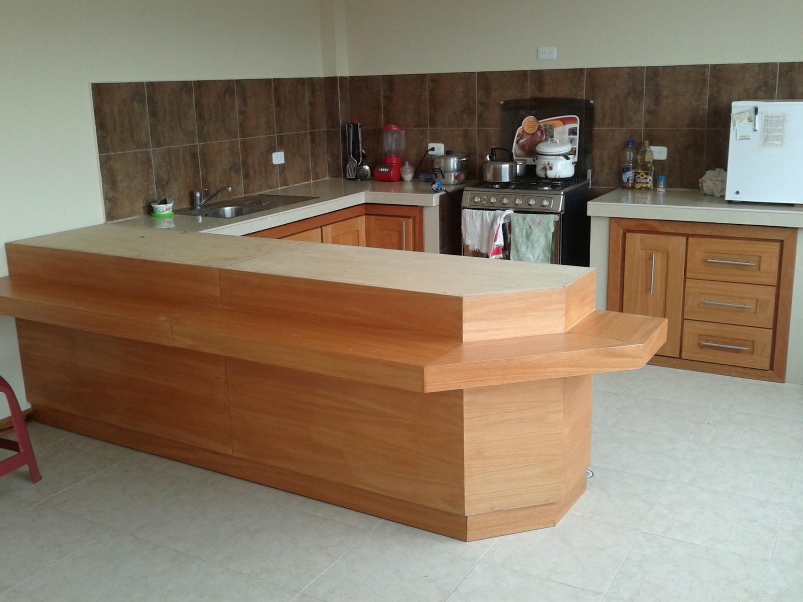 muebles y decoraci n muebles de cocina para departamentos