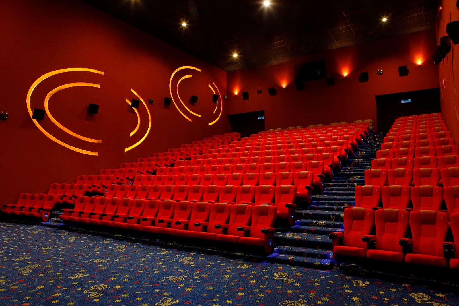 Golden Screen Cinemas Gsc Launch Klang Parade Small