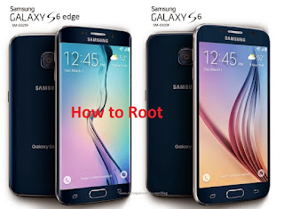 How to root Samsung Galaxy S6 Main Picture
