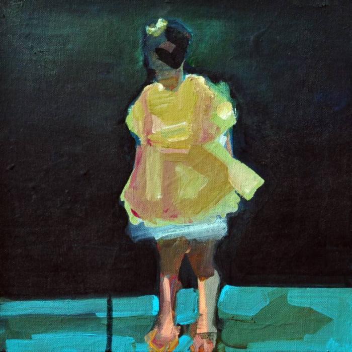 Выразительные и привлекательные картины. Ruth Franklin