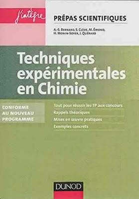 Télécharger Livre Gratuit Techniques expérimentales en Chimie - Réussir les TP aux concours pdf
