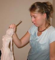 horse artist, clay sculptor, equine artist