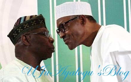 Obasanjo mocks Buhari, says president too slow in fulfilling electoral promises