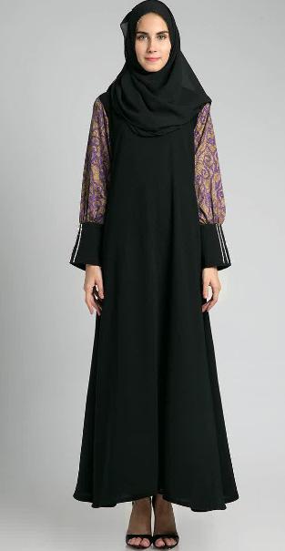 Model Busana Muslim Batik Terpopuler untuk ibu hamil