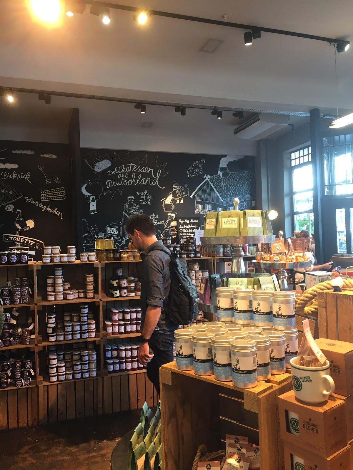 Cafe Mutterland Hamburg