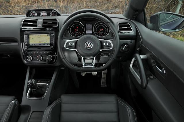 2015 Volkswagen Scirocco