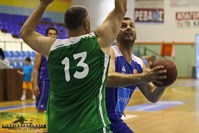Διπλή επιτυχία και πρόκριση στον τελικό για τους βετεράνους της Θεσσαλονίκης (40+)-Φωτορεπορτάζ