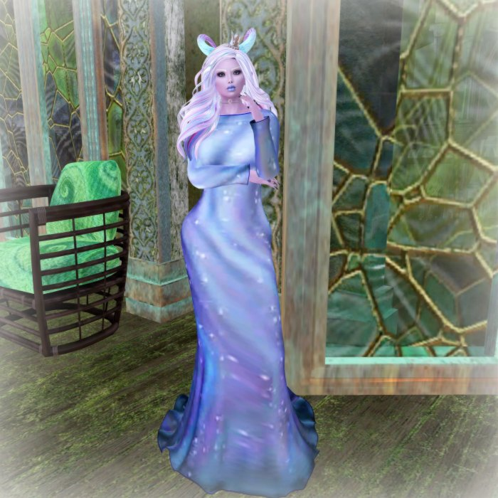 #453 - The Goddess Eos - 1 of 3 Goddess Outfits @ Secrets of Gaia