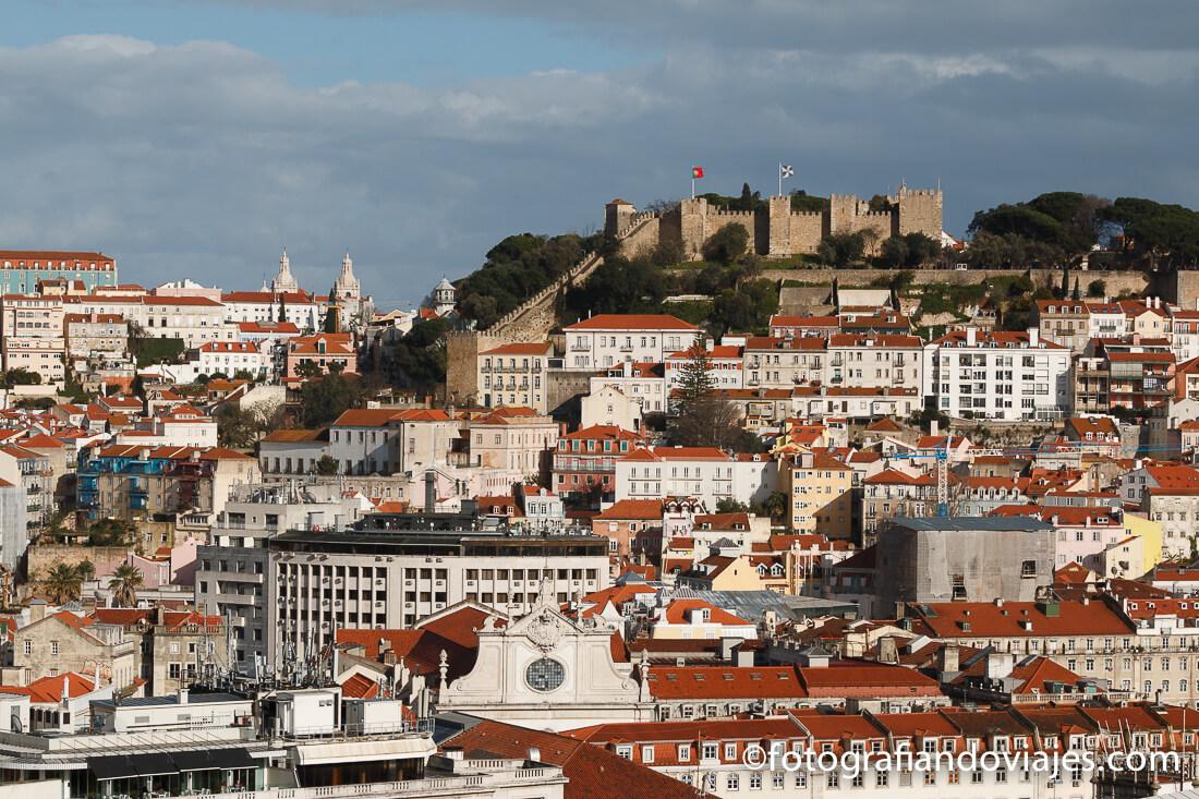 Alfama en Lisboa
