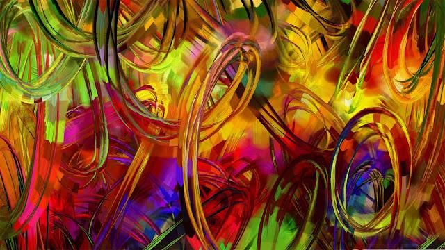karya seni rupa 2 dimensi www.blogsoaljawaban.blogspot.com