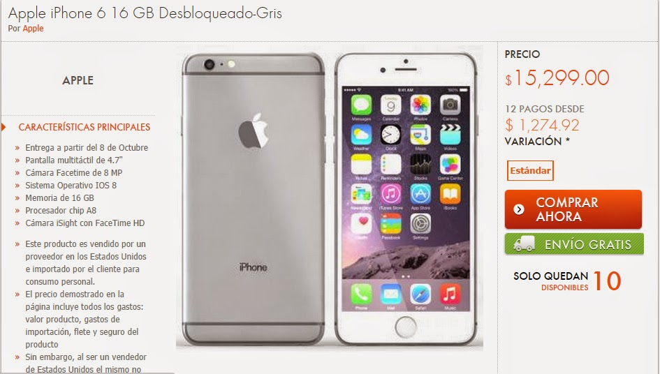 Precio De Iphone En Black Friday