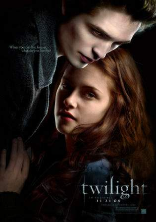 The Twilight Saga 2008 BRRip Hindi Dubbed 400MB Dual Audio 480p Watch Online Full Movie Download bolly4u