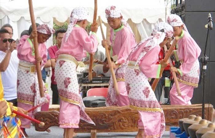 Lesung atau Lisung, Alat Musik Tradisional Dari Banten