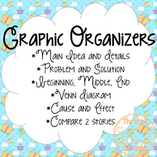 https://www.teacherspayteachers.com/Product/Graphic-Organizers-756215