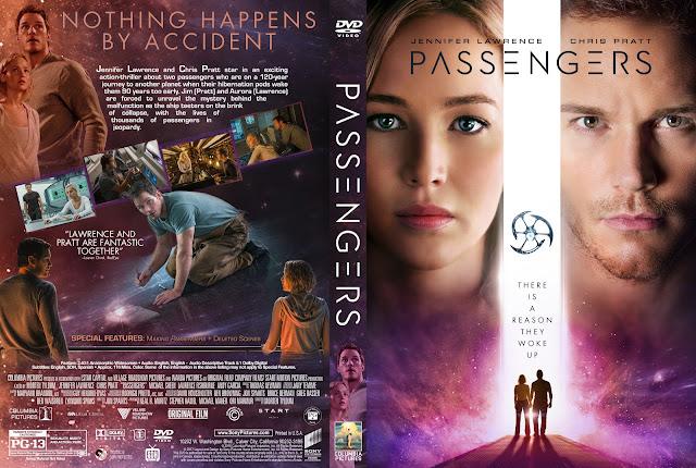 Capa DVD Passengers