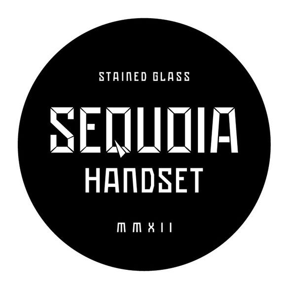 Sequoia Stencil Font