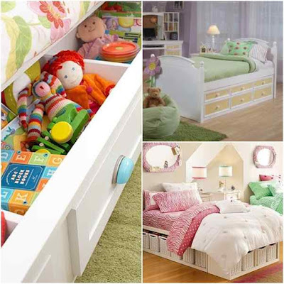 Beds+With+Storage+Drawers-Kids+Room