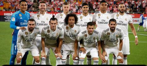 مباراة ريال مدريد والافيس  03-02-2019 الدوري الاسباني