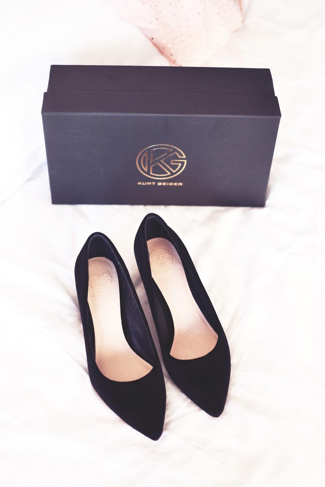 Kurt Geiger Dazzle Shoes