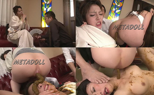[OPUD-168] Geisha forced torture coprophagy sex and raped