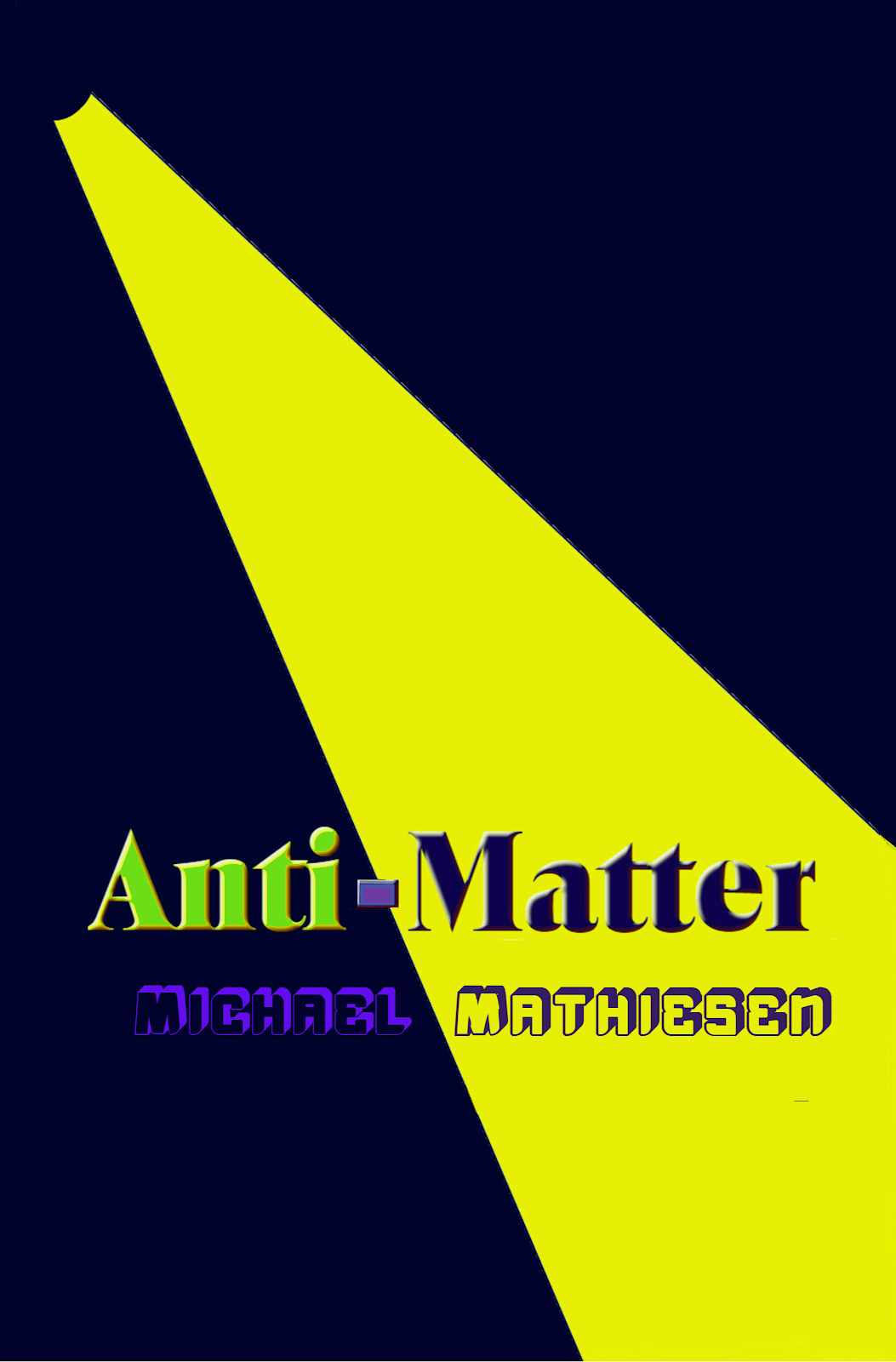 Anti-Matter Audible Book