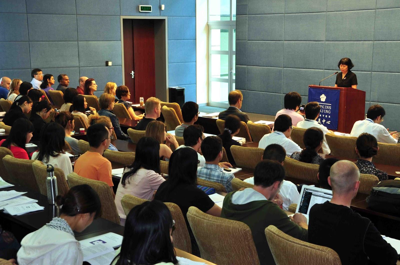 Hopkins Nanjing Center Review