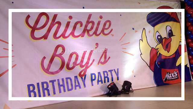 #KiddiePartyToTheMax: Max's New Birthday Party Themes
