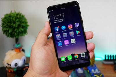 Inilah Fitur Teratas dari Smartphone OPPO A83 Di banding Ponsel Tipe Lainnya
