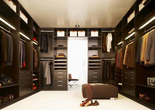meodel lemari pakaian mewah